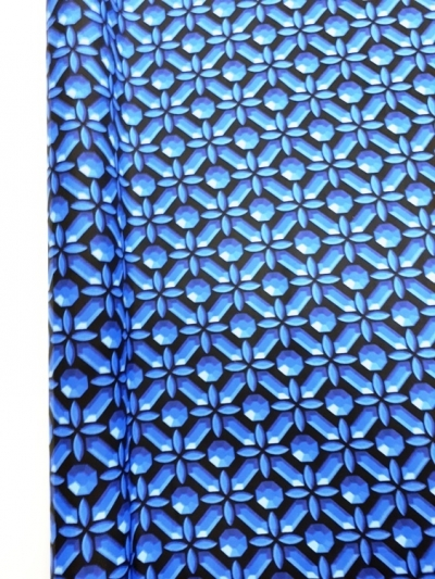 Silk/Wool Blend Suiting Fabric